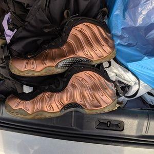 Copper Foams